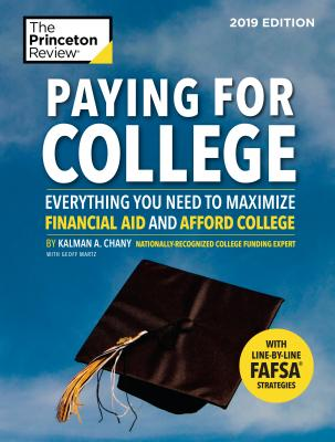 The Princeton Review Paying for College 2019