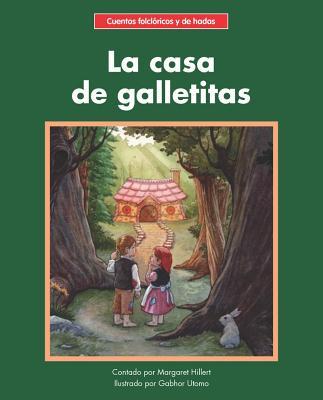 La casa de galletitas/ The House of Cookies