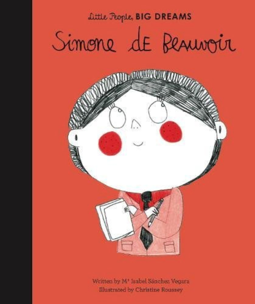 Little People, Big Dreams: Simone de Beauvoir