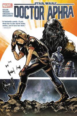 Star Wars Doctor Aphra 1