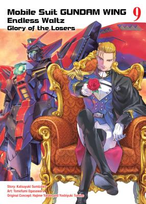 Mobile Suit Gundam Wing 9: Glory of the Losers