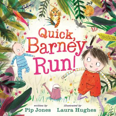 Quick, Barney, Run!