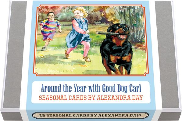Around the Year With Good Dog Carl: Seasonal Cards