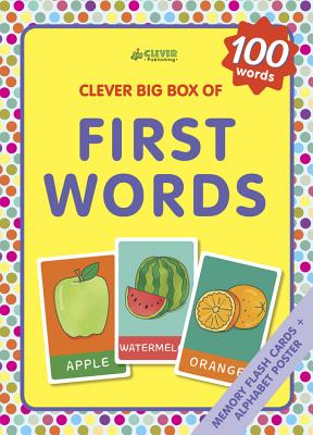 First Words: Memory Flash Cards