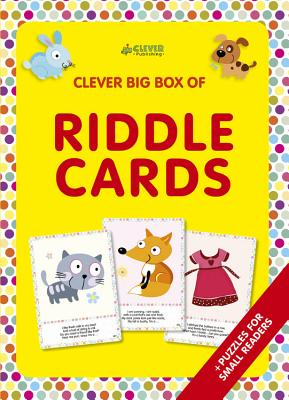 Clever Big Box of Riddle Cards