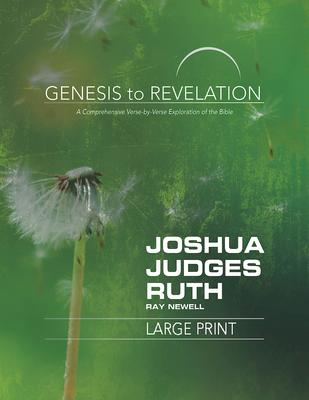 Joshua, Judges, Ruth Participant: A Comprehensive Verse-by-Verse Exploration of the Bible