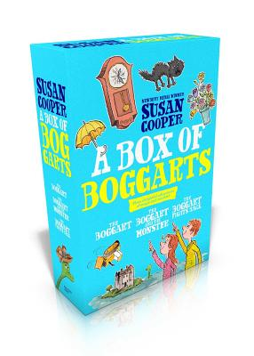 A Box of Boggarts: The Boggart / The Boggart and the Monster / The Boggart Fights Back