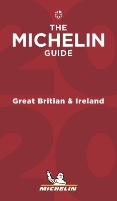Michelin Red Guide 2019 Great Britain / Ireland