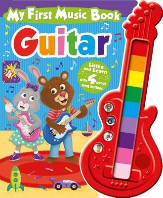 My First Music Book: Guitar Sound Book