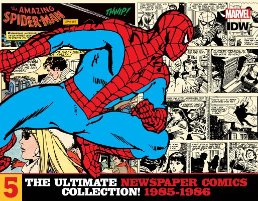 The Amazing Spider-man: The Ultimate Newspaper Comics Collection: 1985-1986