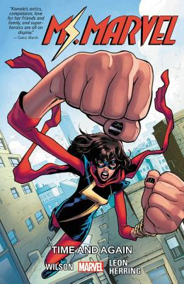 Ms. Marvel 10: Time and Again
