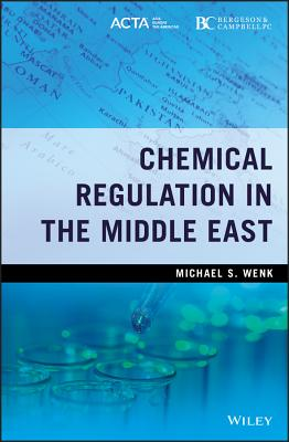 Chemical Regulation in the Middle East