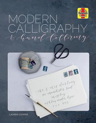 Modern Calligraphy & Hand Lettering