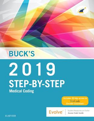 Buck's 2019 Step-by-Step Medical Coding + Buck's 2019 Step-by-Step Medical Coding Workboook + Access Code