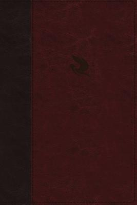 Spirit-Filled Life Bible: New King James Version, Burgundy Leathersoft, Red Letter Edition: Kingdom Equipping Through the Power
