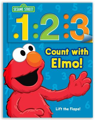 1 2 3 Count With Elmo!
