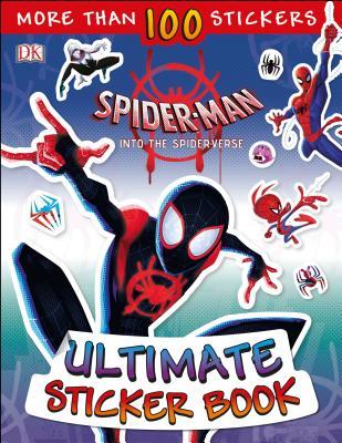 Spider-Man Into the Spider-Verse Ultimate Sticker Book
