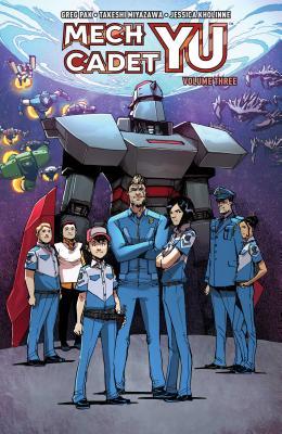 Mech Cadet Yu 3