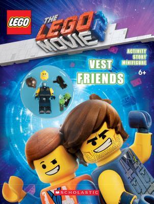 Vest Friends: Includes a Minifigure