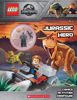Jurassic Hero: Includes Mini Lego Figure