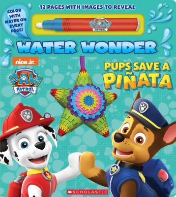 Paw Patrol Water Wonder: Pups Save a Pinata