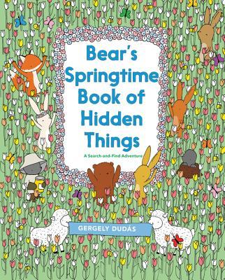Bear's Springtime Book of Hidden Things