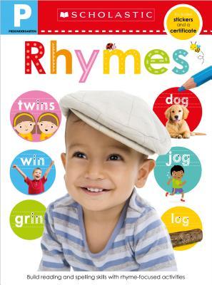 Pre-K Rhymes Skills