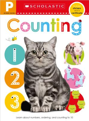 Get Ready for Pre-K Counting Skills