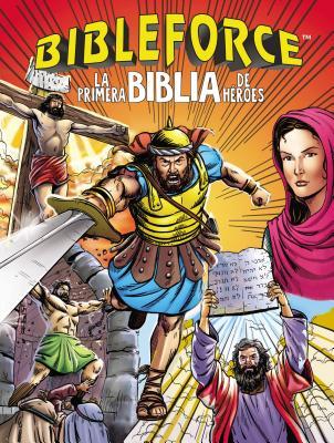 BibleForce: La primera héroes de la biblia / The First Heroes Bible