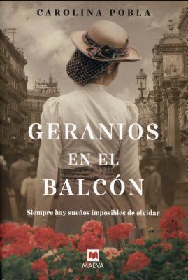 Geranios en el balcón / Geraniums in the Balcony