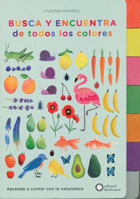 Busca y encuentra de todos los colores / Technicolor Treasure Hunt