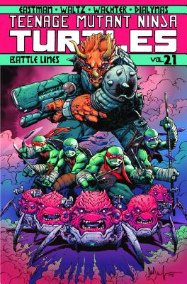 Teenage Mutant Ninja Turtles 21: Battle Lines