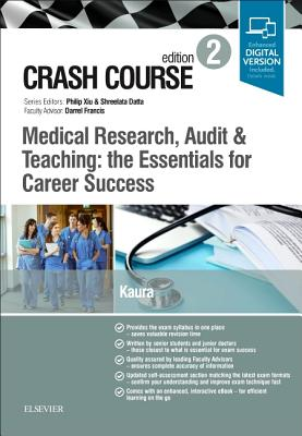 Medical Research, Audit and Teaching: The Essentials for Career Success