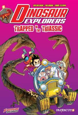 Dinosaur Explorer 4: Trapped in the Triassic