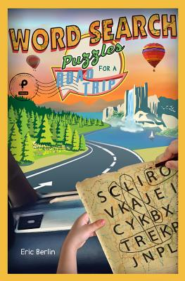 Word Search Puzzles for a Road Trip