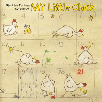My Little Chick: From Egg to Chick
