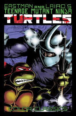 Teenage Mutant Ninja Turtles Color Classics 2