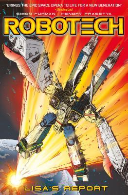Robotech 4: Lisa's Report