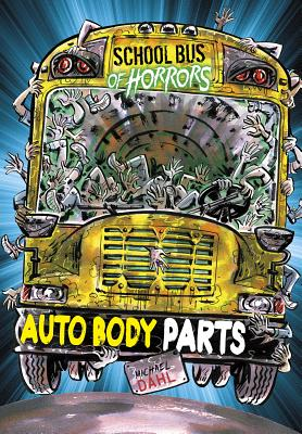 Auto Body Parts: A 4d Book