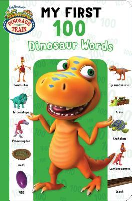 My First 100 Dinosaur Words