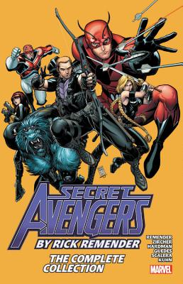 Secret Avengers: The Complete Collection