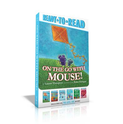 On the Go With Mouse! Box Set: Mouse Loves Summer / Mouse Loves Fall / Mouse Loves Snow / Mouse Loves Spring / Mouse Loves Schoo