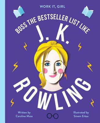 J. K. Rowling: Boss the Bestseller List Like