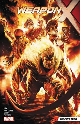 Weapon X 5: Weapon X-force