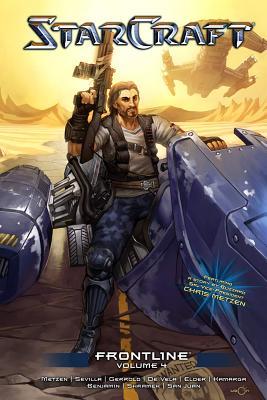 Starcraft 4: Frontline