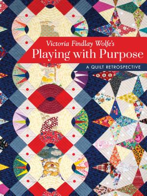 Victoria Findlay Wolfe's Playing With Purpose: A Quilt Retrospective