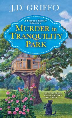Murder in Tranquility Park