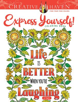 Express Yourself! Coloring Book