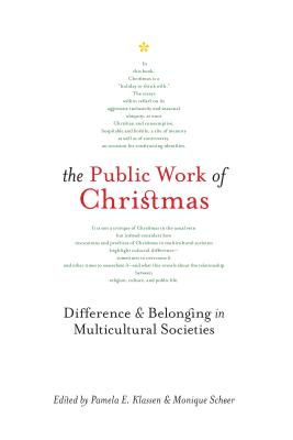 The Public Work of Christmas: Difference and Belonging in Multicultural Societies
