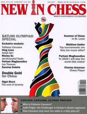 New in Chess 7: Read by Club Players in 116 Countries